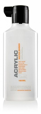 BOUTEILLE VIDE 180ML ACRYL