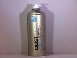 DUST CLEAN SPRAY GOLD 400ML