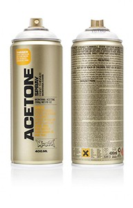ACETONE SPRAY GOLD 400ML