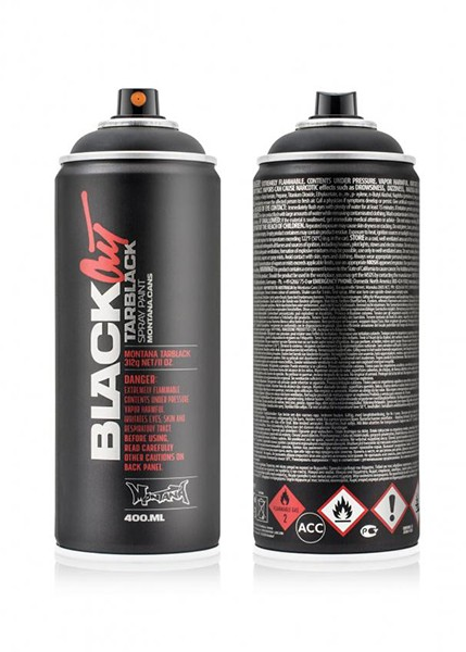 BLACKOUT TARBLACK 400 ML