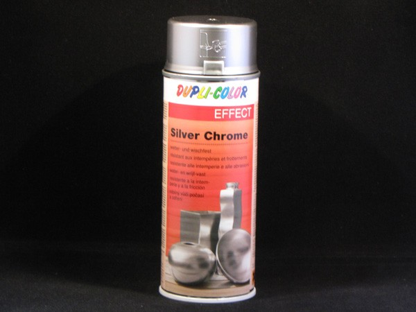 SILVER CHROME RESISTANT 400ML
