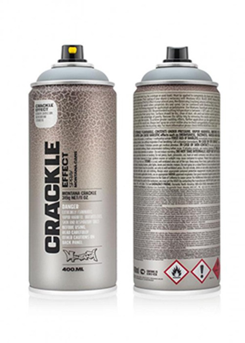 CRACKLE GOLD 400ML