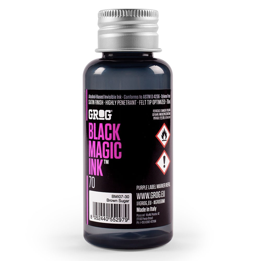 GROG BLACK MAGIC INK BMI 70