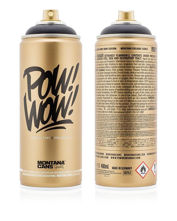 MONTANA X POW! WOW! 2017 Collector