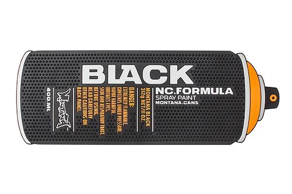 MONTANA COUNTER MAT BLACK