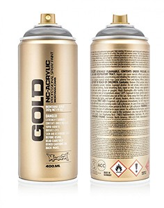 TRANSPARENT GOLD 400ML