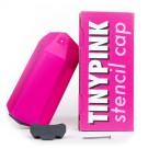 TINYPINK STENCIL CAP